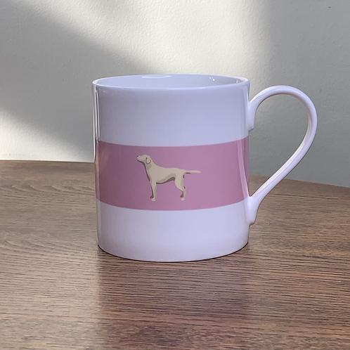 """Yellow Labrador Mug """"Gigi"""""""