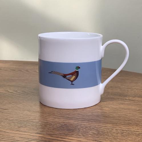"""Pheasant Mug """"Charles"""""""