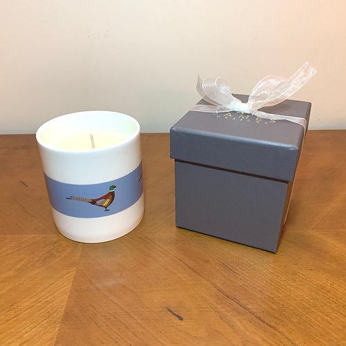 Pheasant Candle - Vanilla