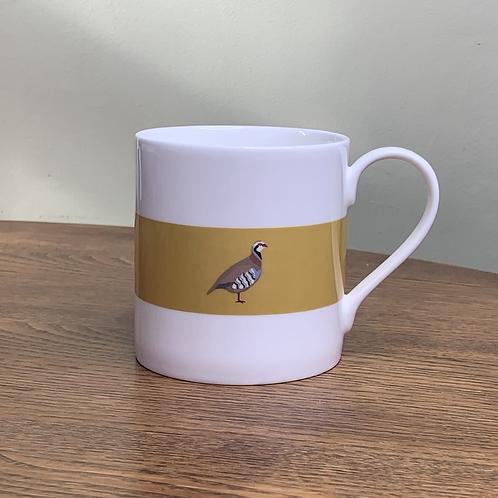 "Partridge Mug ""Percy"""