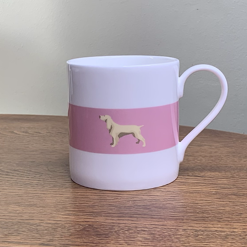 "Lemon Spaniel Mug ""Bramble"""