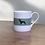 "Thumbnail: Black Spaniel Mug ""Molly"""