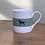 "Thumbnail: Black Labrador Mug ""Pippa"""