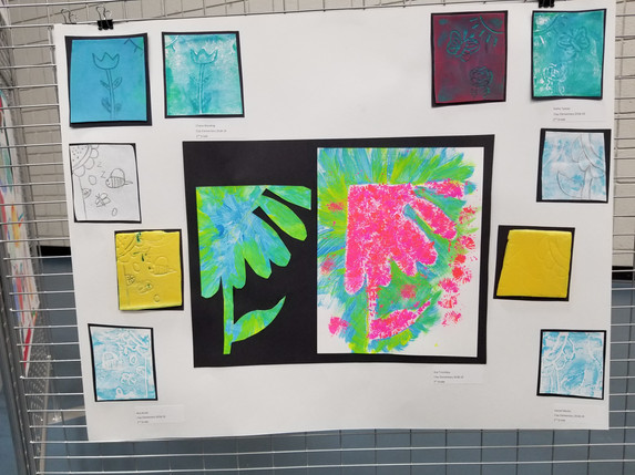 Jefferson County Elementary Art Show
