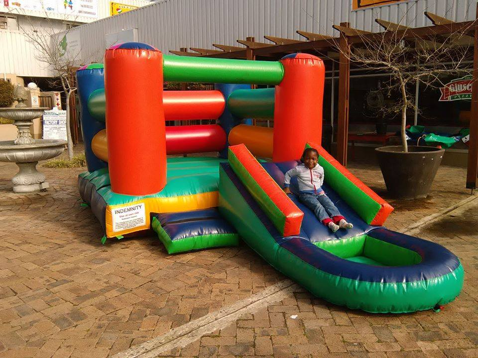 Jumping Castles Hire Party Time Somerset