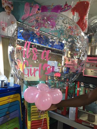 Its a girl pink bobo R160