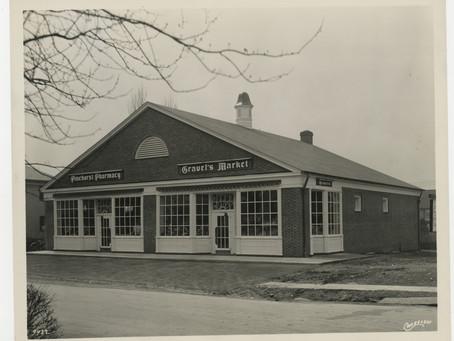 The Pinehust Wine Shoppe Building
