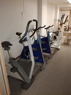 Kuntopyörät (alakerta)