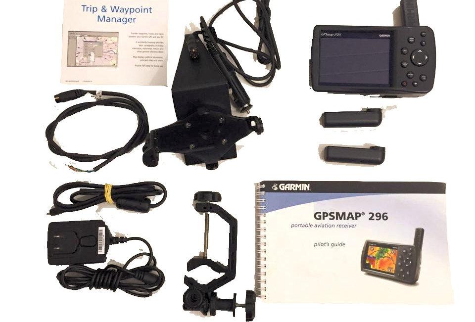 KIT GPS GARMIN 296
