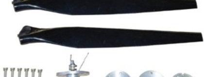 Hélice Medium Standard Tri-Pá
