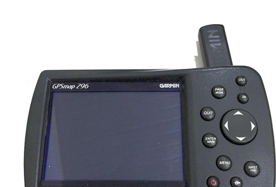 GPS - GARMIN 296