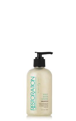 Boost Biotin + Vitamin Shampoo