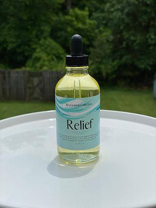 Relief Hair & Scalp Elixer