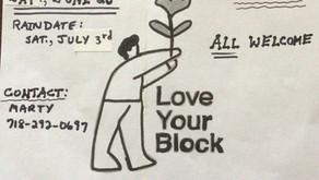 Neighborhood Advisory Garden Work Day- JUNE 26th, 2021