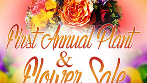 TREMONT COMMUNITY GARDEN PLANT & FLOWER SALE