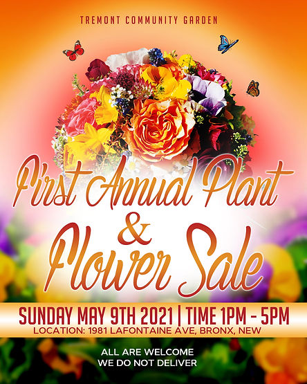 First Annual Plant and Flower Sale (1).j