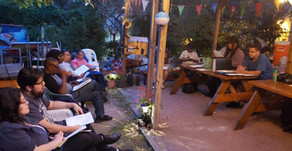 Another Great Bronx Land Trust Meeting on Monday, October 1st.