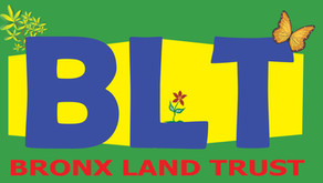BRONX LAND TRUST AUGUST'S MONTHLY MEETING  AUGUST 29, 2021 1PM (EST)