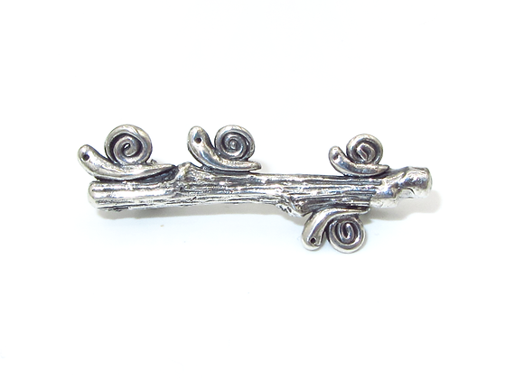 Quirky Snails Brooch