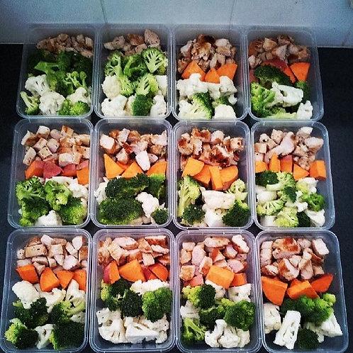 6 Week Individualized Meal Plan