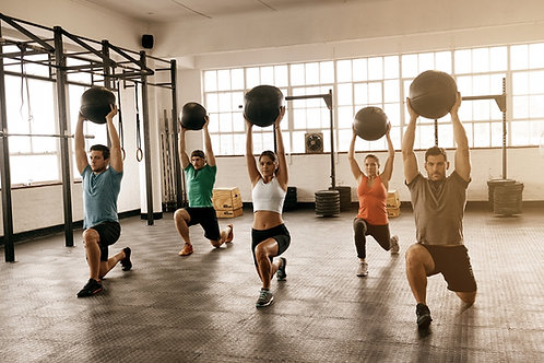 Monthly Small Group Personal Training