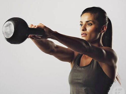 30 Minute  Burn Fat, Build Muscle Session