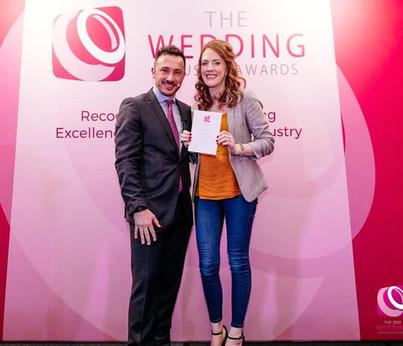 The Wedding industry awards