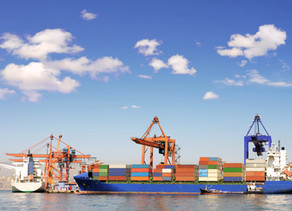 Nível de importações diminui no mês de julho
