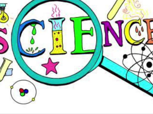 Science Week in 1st Class