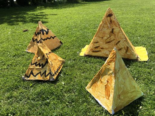 The Great Pyramids of Rathbeggan