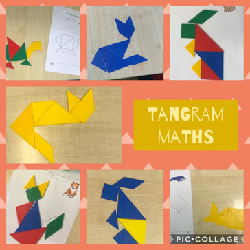 Tangram Maths