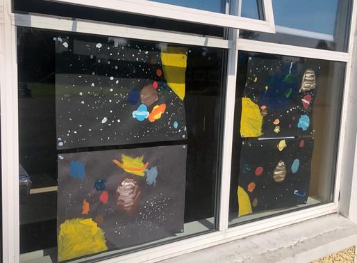 Solar System Art