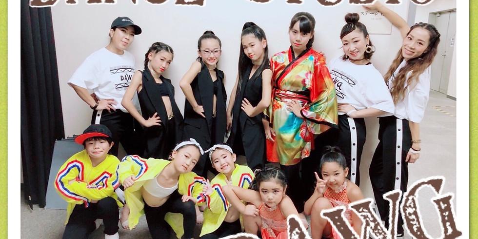 Dance Dance Dance@Nishiku2018