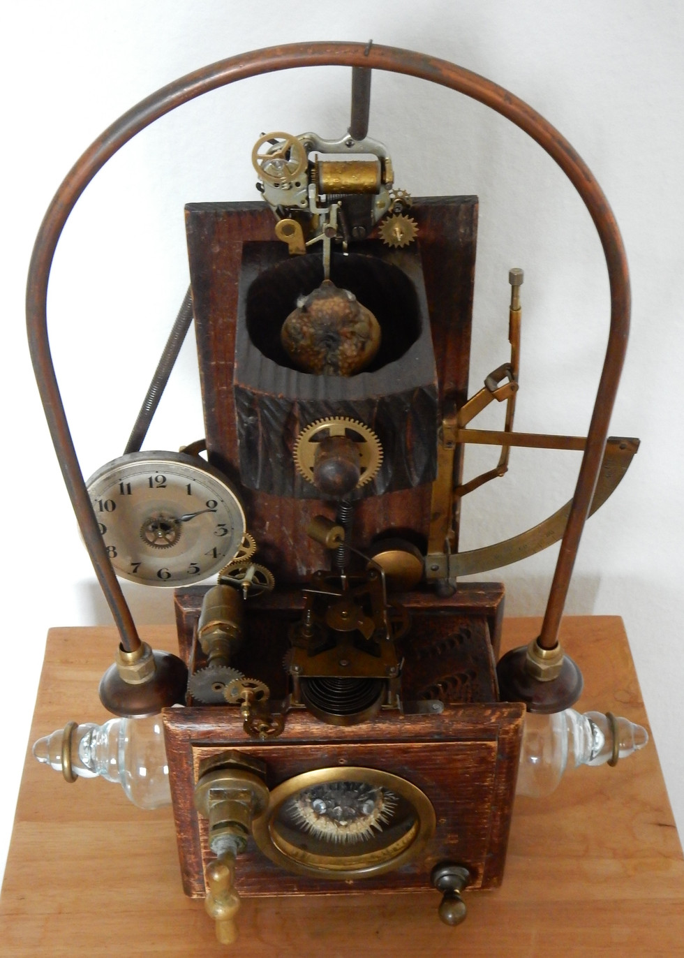 'Bring it back to life' machine