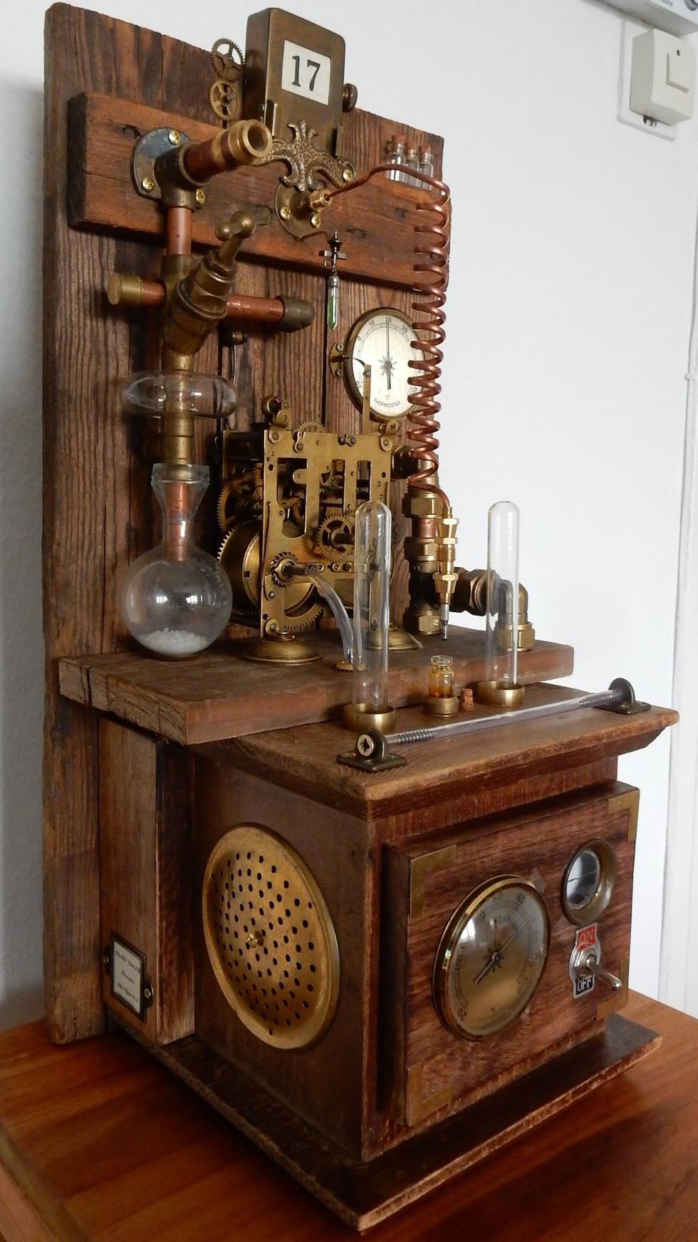 Elixer of Life Timemachine
