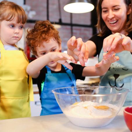#GEP12Days — Day 8 : Kids in the Kitchen