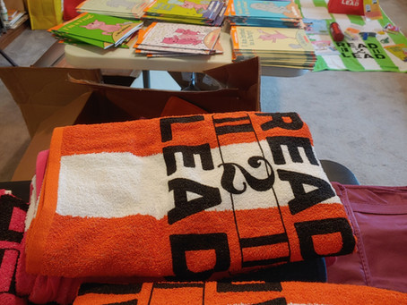 GEP and Read2Lead Partner to Provide Literacy Bags to Local Preschoolers