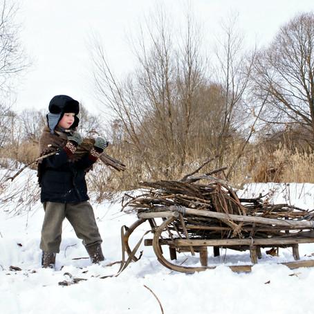 #GEP12Days— Day 2 : Get Outdoors! Outdoor Winter Activities