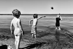 Buffalo lake ball