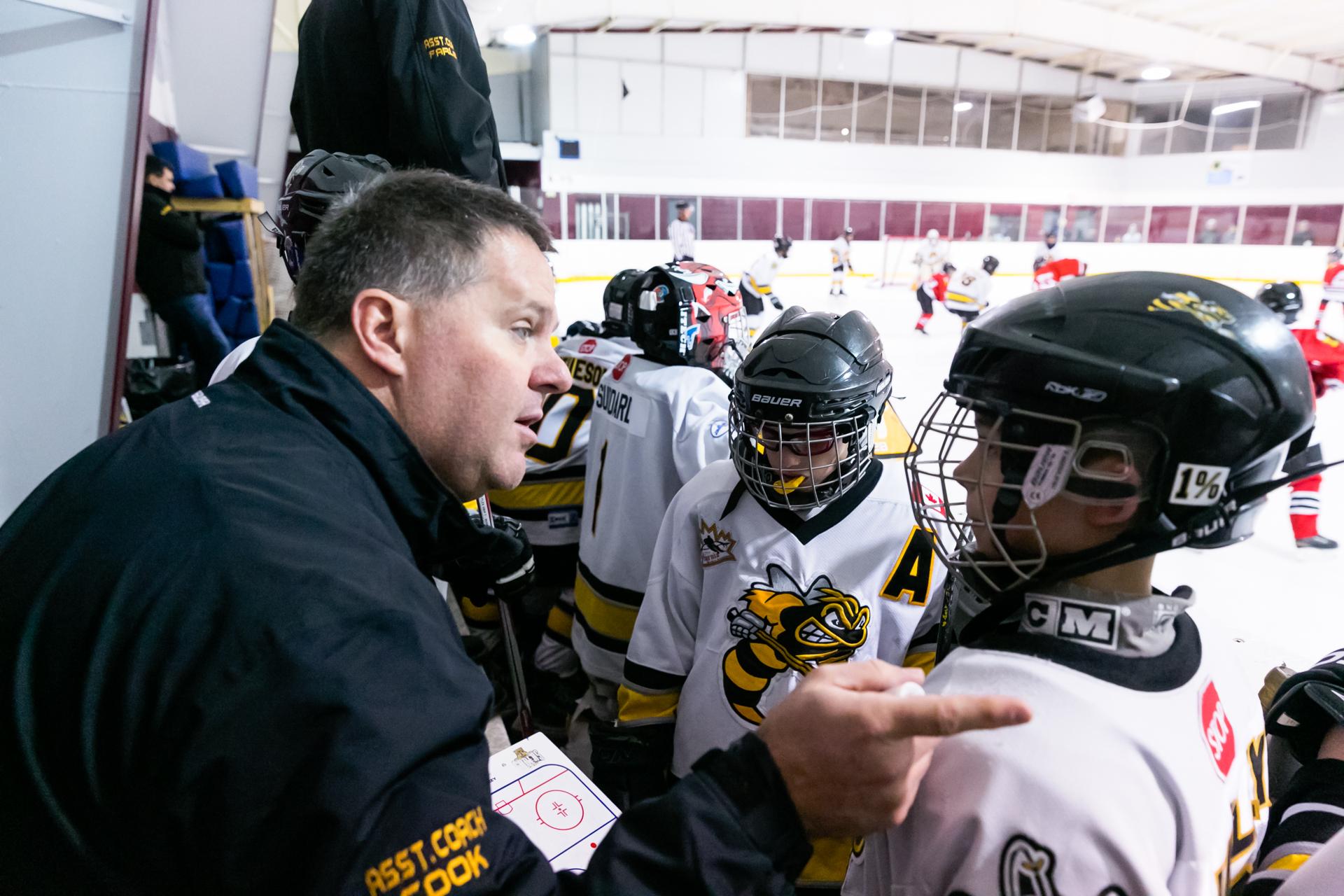 Bench coaching