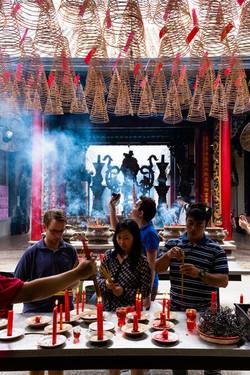 Bhuddist temple