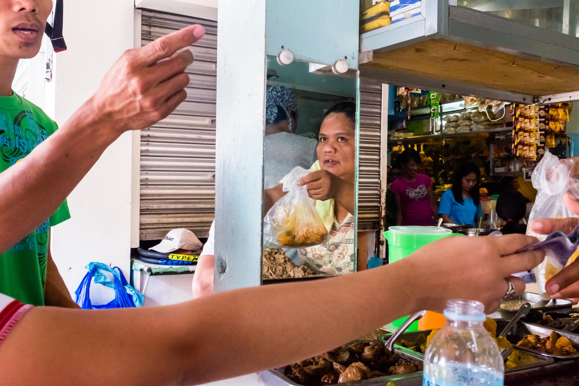 Food seller 1