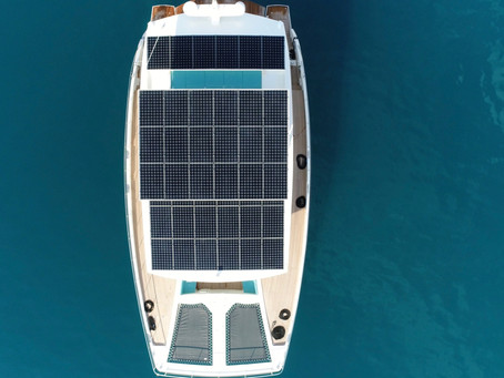Serenity Yachts Leads the Future of Yachting with Solar-Powered Vessels