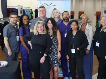 Scrubs & Beyond Celebrated Grand Opening on July 24