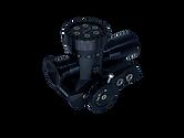 Diopter Centra SPY Short_schwarz_8 Bit.p