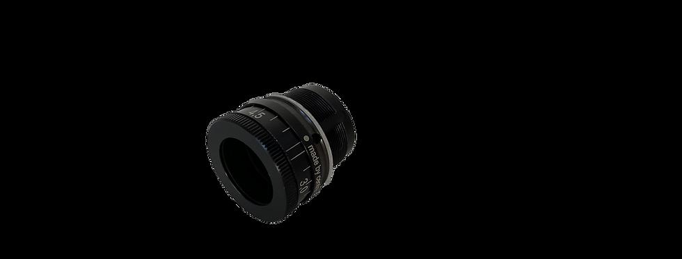 Centra Irisringkorn Standard M18 Ringbreite 1.6 mm / 2.0 mm / 2.8-4.8
