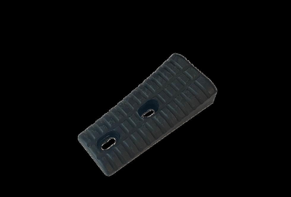 Bleiker Gummi Kontaktflügel oben breit-lang