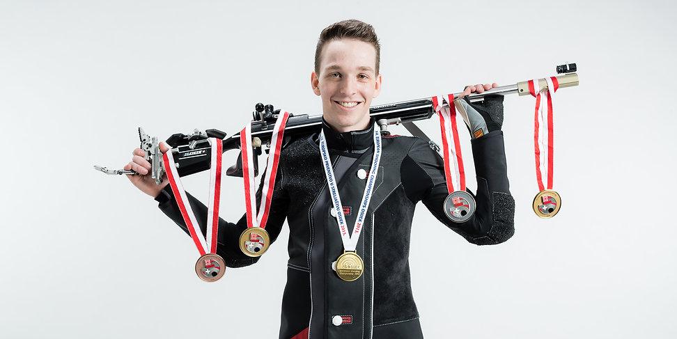 Sandro Greuter - Schweizer Sportschütze