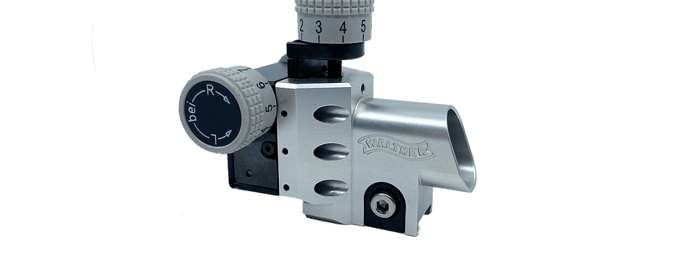OCCASION Diopter Walther INSIGHT-OUT Match