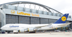 I-Boro Lufthansa